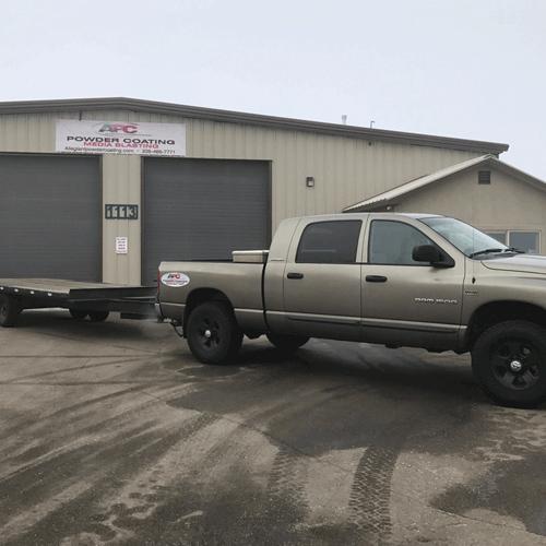 Black Powder Coated Benches Meridian, Idaho