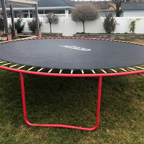 Powder Coated Trampoline